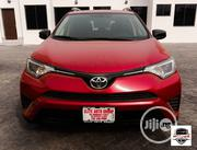 Toyota RAV4 2016 LE AWD (2.5L 4cyl 6A) Red | Cars for sale in Lagos State, Victoria Island