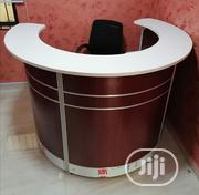 Portable Office Wood Reception Table | Furniture for sale in Lagos State, Ikeja
