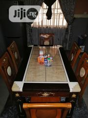 Italian Dining Table And Samsung Refrigerator, 6x6 Bed | Furniture for sale in Rivers State, Port-Harcourt