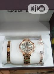 Michael Kors Female Wristwatch & Bracelet | Jewelry for sale in Lagos State, Surulere