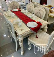 Royal Dining Table With Chair | Furniture for sale in Lagos State, Victoria Island