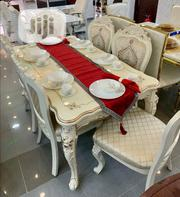 Quality Royal Dining Table With Chair | Furniture for sale in Lagos State, Ikeja