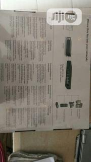 Cisco SF110-16 Port Switch | Networking Products for sale in Lagos State, Ikeja