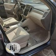 Toyota Highlander 2003 Gray | Cars for sale in Lagos State, Lekki Phase 2
