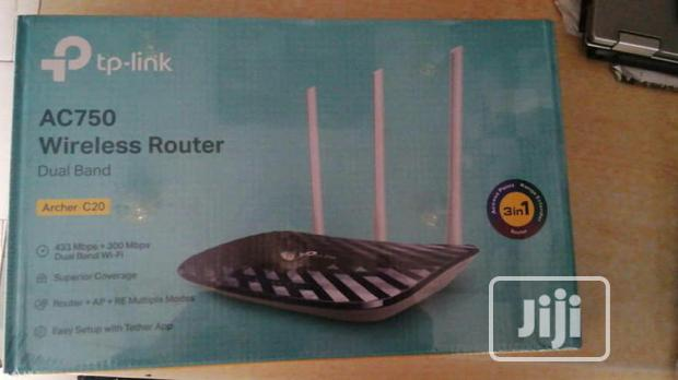 Ac750 Wireless Router