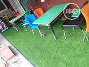 Artificial Grass Installation For A Bar In Lagos | Landscaping & Gardening Services for sale in Lagos State, Ikeja