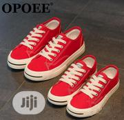 Children Shoes (Red Sneakers | Shoes for sale in Lagos State, Ikeja