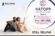 Katopp Haven Court Phase 1 - LFTZ | Land & Plots For Sale for sale in Lagos State, Ibeju