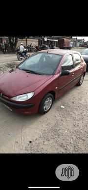 Peugeot 206 2005 Red | Cars for sale in Lagos State, Amuwo-Odofin
