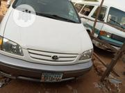 Toyota Sienna 2002 White | Cars for sale in Nasarawa State, Lafia
