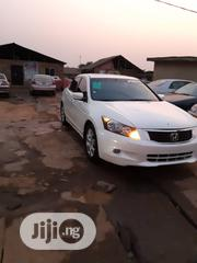 Honda Accord 2008 2.0 Comfort White | Cars for sale in Lagos State, Gbagada