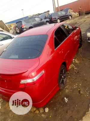 Toyota Camry 2008 2.4 SE Automatic Red