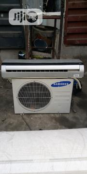 Uk Used 1.5hp Samsung Airconditioner | Home Appliances for sale in Lagos State, Lagos Mainland