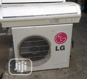 Uk Used 1hp LG Airconditioner | Home Appliances for sale in Lagos State, Lagos Mainland