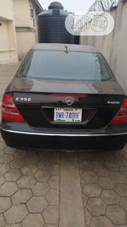 Mercedes-Benz E350 2006 Black | Cars for sale in Lagos State, Gbagada