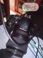 Nikon D3300 With Video Camera And Micplot | Photo & Video Cameras for sale in Lagos State, Ikeja