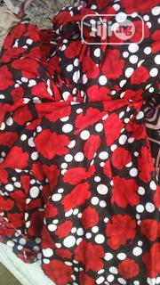 Bed Sheet With Red Roses and Poker Dots | Home Accessories for sale in Lagos State, Oshodi-Isolo