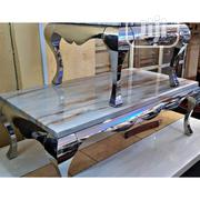 Marble Center Table With Side Stools | Furniture for sale in Lagos State