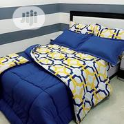 Beautiful Complete Bedsheet Set With Pillow Cases and Duvet | Home Accessories for sale in Lagos State, Oshodi-Isolo