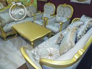 Executive Royal Turkey Chairs With Centre Table and 2 Side Stools | Furniture for sale in Lagos State, Ojo