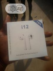 Original I12 TWS Airpods For Both Android And iPhone | Headphones for sale in Oyo State, Ibadan
