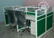 New Quality Four Seaters Workstation Table | Furniture for sale in Lagos State, Victoria Island