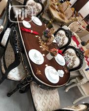 Executive Quality Royal Dinning Table With 6 Sitters Chairs. | Furniture for sale in Lagos State, Ojo