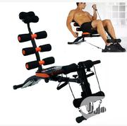6 In 1 Abdominal Machine Six Pack Care Ab Rocket Core Exercise Bench | Sports Equipment for sale in Lagos State, Victoria Island