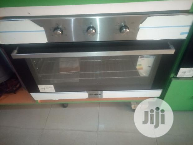 Philma Built In Combined Electric And Gas Oven