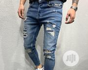 Ripped Jeans for Unique Men | Clothing for sale in Lagos State, Lagos Island
