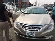 Hyundai Sonata 2012 Gold | Cars for sale in Rivers State, Port-Harcourt