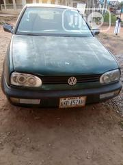 Volkswagen Golf 2.0 GLS 3-Door 2001 Blue | Cars for sale in Oyo State, Oluyole