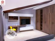 TV Wall Unit For Masterbed Room | Furniture for sale in Lagos State, Lagos Island