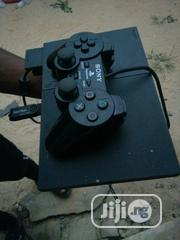 Playstation 2 And A Joystick | Video Game Consoles for sale in Delta State, Warri