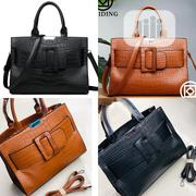 Croc Leather Bag | Bags for sale in Lagos State, Surulere