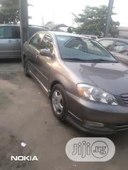 Toyota Corolla 2004 Sedan Gray | Cars for sale in Lagos State, Amuwo-Odofin