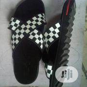 Black And White Palm | Shoes for sale in Lagos State, Ojodu