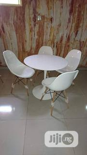 Imported Coffee Set Table by 4 Chairs | Furniture for sale in Lagos State, Surulere