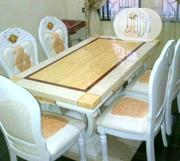 Executive Marble Dining Table By 6 Chairs | Furniture for sale in Lagos State, Surulere