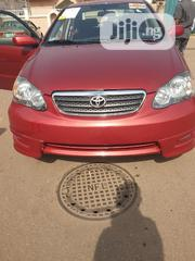 Toyota Corolla 2005 S Red | Cars for sale in Abuja (FCT) State, Durumi