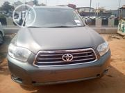 Toyota Highlander 2008 Limited Gray | Cars for sale in Lagos State, Isolo