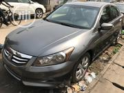 Honda Accord 2008 3.5 EX-L Automatic Gray   Cars for sale in Lagos State, Surulere
