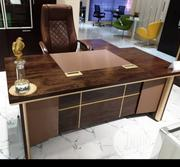 Executive Office Table 1.6miter | Furniture for sale in Lagos State, Ajah