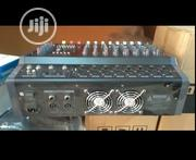 Powered Mixer 8channels With Inbuilt Transformer   Audio & Music Equipment for sale in Lagos State, Ojo
