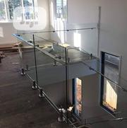 Glass Handrails | Building Materials for sale in Lagos State, Agege