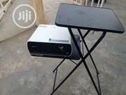 Rugged Sony Projector With Screen And Stand | Accessories & Supplies for Electronics for sale in Lagos State, Lagos Mainland