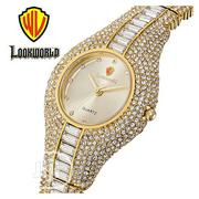 Lookworld Female Watch With Free Gift Box | Watches for sale in Osun State, Osogbo