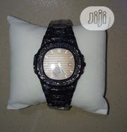 Patek Philippe Unisex Black Wristwatch | Watches for sale in Lagos State, Surulere