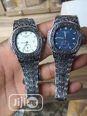 Patek Philippe Unisex Silver Wristwatch | Watches for sale in Lagos State, Surulere