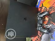 Used Ps4 1tb SLIM Blk With One Pad | Video Game Consoles for sale in Lagos State, Ikeja